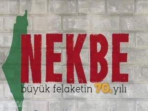 65 ülkede aynı anda Filistin için basın açıklaması yapılacak