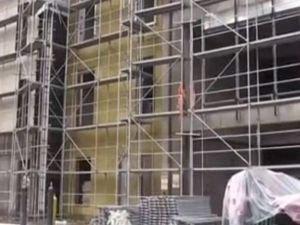 Hakkari'de inşattan düşen 2 işçi öldü