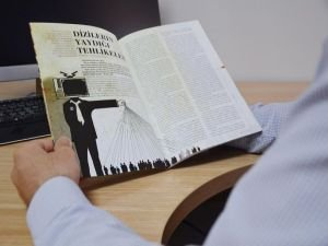İnzar dergisi dizilerin yaydığı tehlikeleri ele aldı