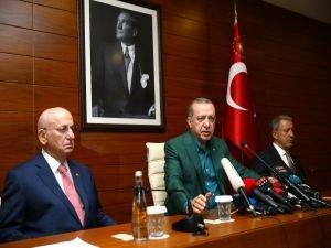 Cumhurbaşkanı Erdoğan: Hükümetin gündeminde kesinlikle af yok