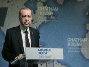 Erdoğan: ABD arabuluculuk rolünü kaybetmiştir