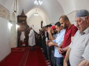 """Nusaybinliler: """"Müslümanların Kudüs'ü koruması gerekir"""""""