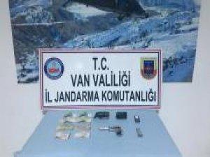 Van'da PKK operasyonu: 1 gözaltı