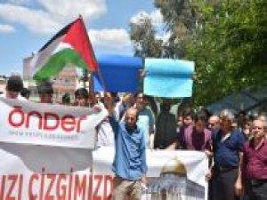"""""""Filistin'i özgürleştirmenin tek yolunun direniş"""""""