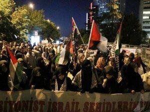 """""""israil elçiliklerini ve NATO üslerini kapatın"""