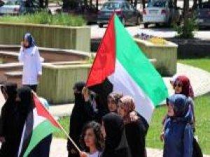 """""""Filistin sadece Arapların meselesi değildir"""""""