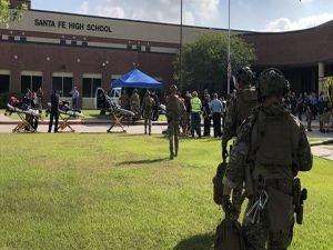 ABD'de lisede silahlı saldırı: En az 8 ölü