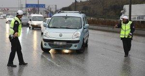 Ankara polisi 24 saat denetimde