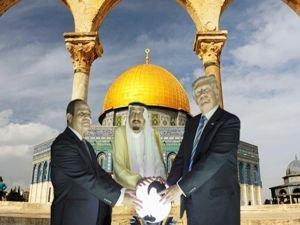 "Trump'un yeni kaos planı: ""Filistin Devleti!"""