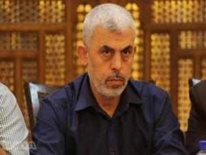 Yahya Sinvar: Filistinli gençler kanlarıyla şehadeti yazdı