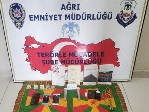 Ağrı'da PKK operasyonu!