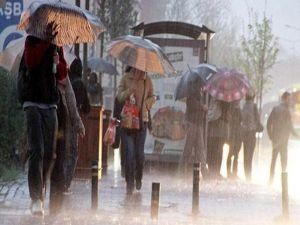 Meteorolojiden yağış ve çığ tehlikesi uyarısı