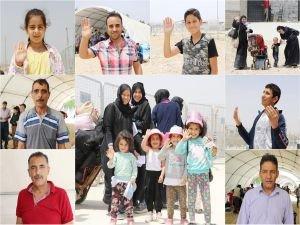 8 bin Suriyeli Ramazan ve bayram için ülkesine geçti