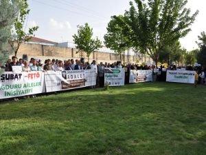 """Mazlum Der: """"28 Şubat mağdurlarına af değil, yeniden yargılama istiyoruz"""""""