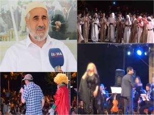 İttihadul Ulemadan halkın değerleriyle örtüşmeyen etkinliklere tepki