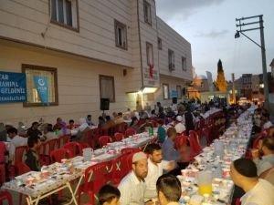 Beşir Derneği'nden Türkiye genelinde iftar sofraları