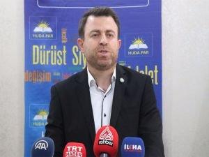 HÜDA PAR cumhurbaşkanı seçiminde Erdoğan'ı destekleyecek