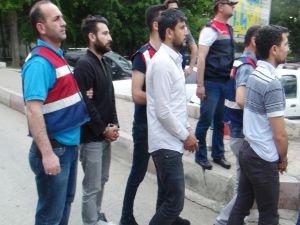 6-8 Ekim olayları zanlısı10 kişi gözaltına alındı