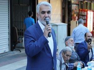 """Yapıcıoğlu: """"İnsanların kutuplaştırılması memleketin faydasına değil"""""""