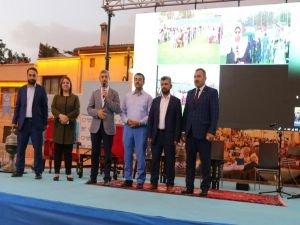 Gaziantepliler ile Gazzeliler birlikte iftar yaptı