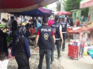 Çeşitli suçlardan aranan 68 kişi yakalandı
