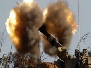 Siyonist çetelerden top atışı: Bir şehit