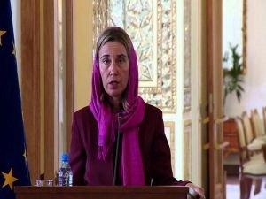 Mogherini: ABD'nin kararı Gazze'de yaşanan olayların ana nedeni