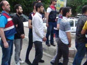 6-8 Ekim olayları zanlısı 6 kişi tutuklandı
