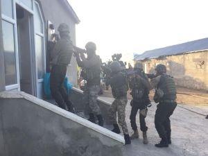 Van'da PKK operasyonu!