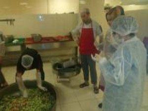 Gıda ürünlerinde Ramazan denetimleri aralıksız devam ediyor