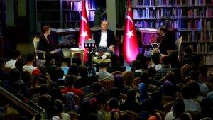 Erdoğan'ın gençlerle buluşması