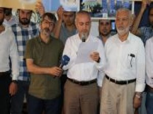 """Mavi Marmara İslam dünyasına umut olmuştur"""