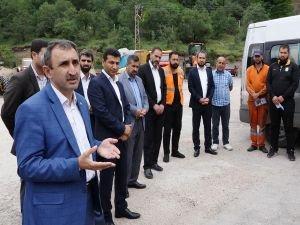 """Şehzade Demir: """"Halk HÜDA PAR'ın siyaset anlayışından memnun"""""""
