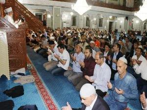 İslam ümmeti ve mazlumlar için dua programı
