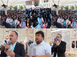 Doğu Türkistan ümmet için cepheye gitme sebebidir