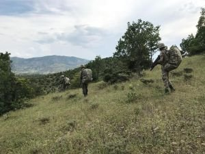 PKK operasyonunda uyuşturucu ve mühimmat ele geçirildi
