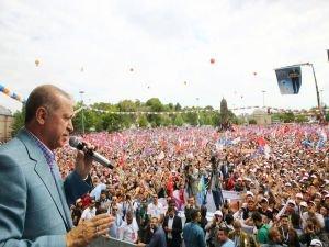 """Cumhurbaşkanı Erdoğan'dan İnce'ye çok sert """" Apolet"""" tepkisi"""