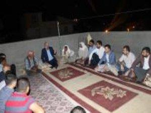 HÜDA PAR adaylarından ev ziyaretleri