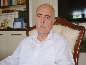 "Ali Melek: ""Kudüs kanayan yaramızdır"""