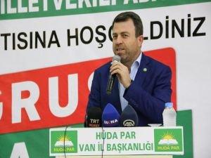 """Mehmet Yavuz: """"Anayasada dil ve din yasaklarını ortadan kaldırmanın çabası içinde olacağız"""""""