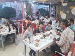 HÜDA PAR Yusufî ailelerle iftarda buluştu