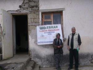 IHO Ebrar'dan Bulgaristan'da yardım faaliyeti