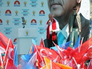 """Başbakan Yıldırım: """"Kürtlüğünüzle gurur duyun"""""""
