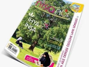 Nisanur dergisinin haziran sayısı çıktı