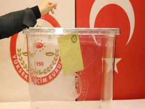 Yurtdışında oy kullanımı yarın başlıyor