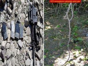 Diyarbakır kırsalında 2 PKK'lı öldürüldü