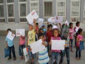 Midyat'ta 30 bin öğrenci karne heyecanı yaşadı