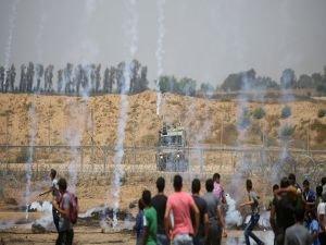 Milyonluk Kudüs gösterilerinde 4 şehit 600'den fazla yaralı