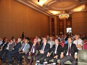 Maden ihracatçıları doğaltaş ihracatının başkenti Afyon'da bir araya geldi