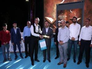 Güzel Kur'an Okuma yarışması sonuçlandı